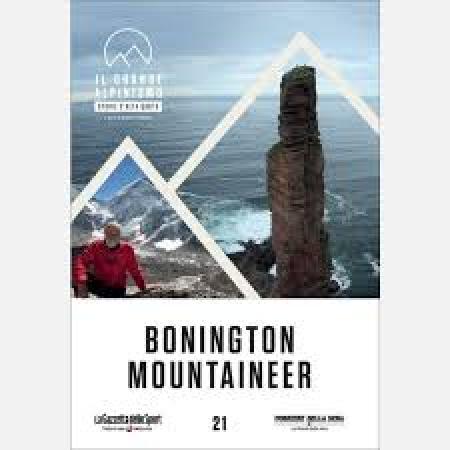 Bonington mountaineer
