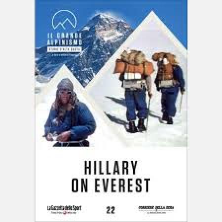 Hillary on Everest