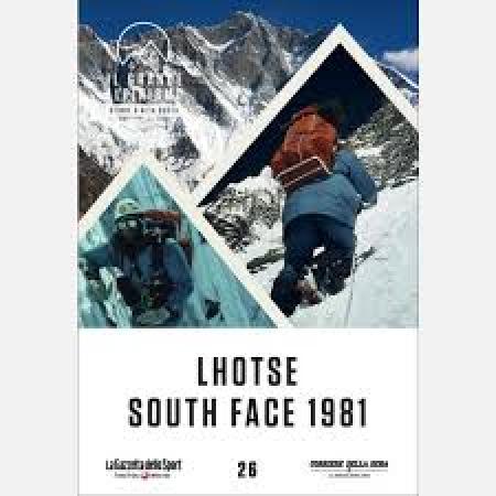 Lhotse, South face 1981