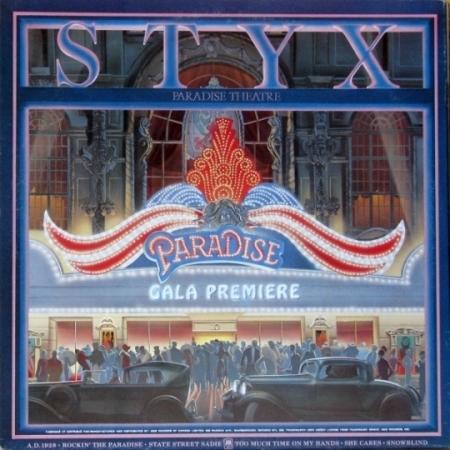 [3]: Paradise theatre
