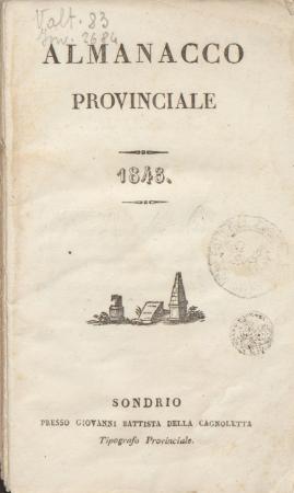 Almanacco provinciale