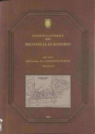Statistica generale della Provincia di Sondrio