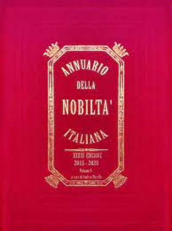 Annuario della nobiltà italiana. Nuova serie, a. 33, 2015-2020