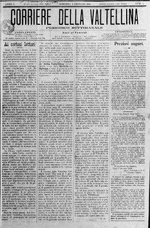 Corriere della Valtellina