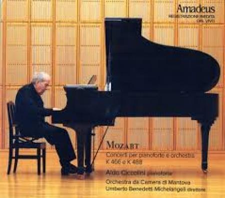 Concerti per pianoforte e orchestra K 466 e K 488